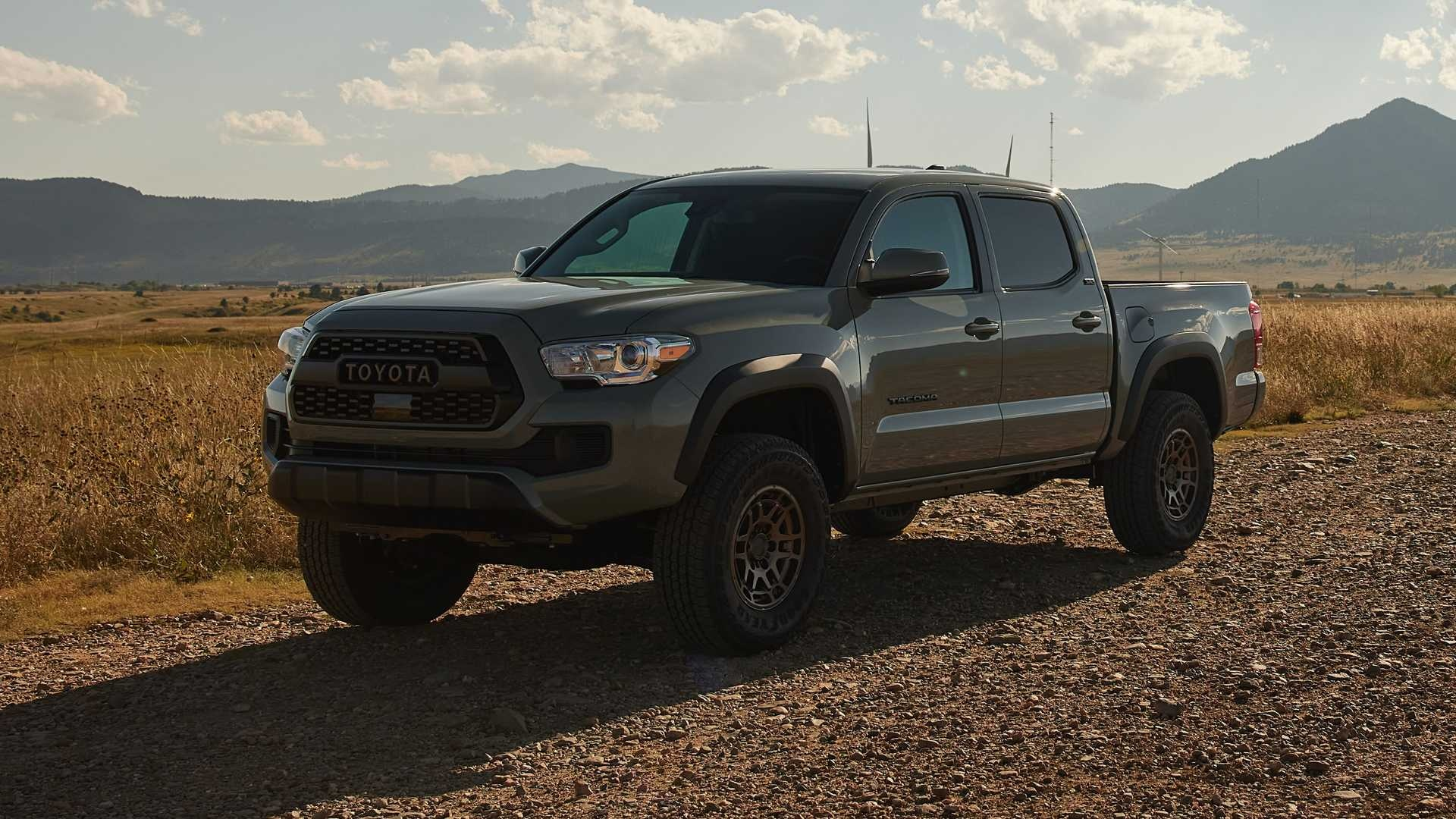 The he moi cua Toyota Tacoma se khong dung chung khung gam voi Hilux anh 2