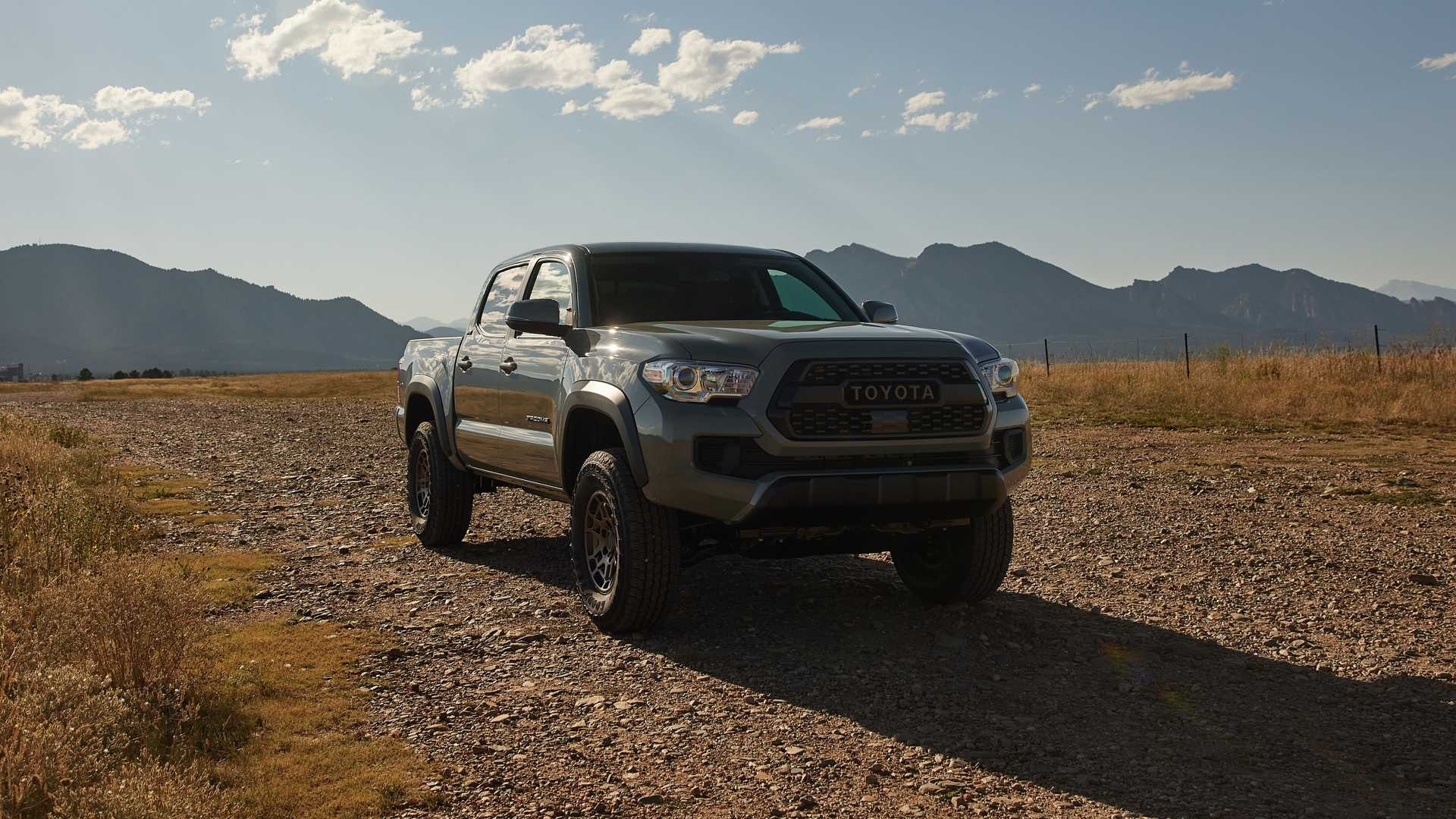 The he moi cua Toyota Tacoma se khong dung chung khung gam voi Hilux anh 1