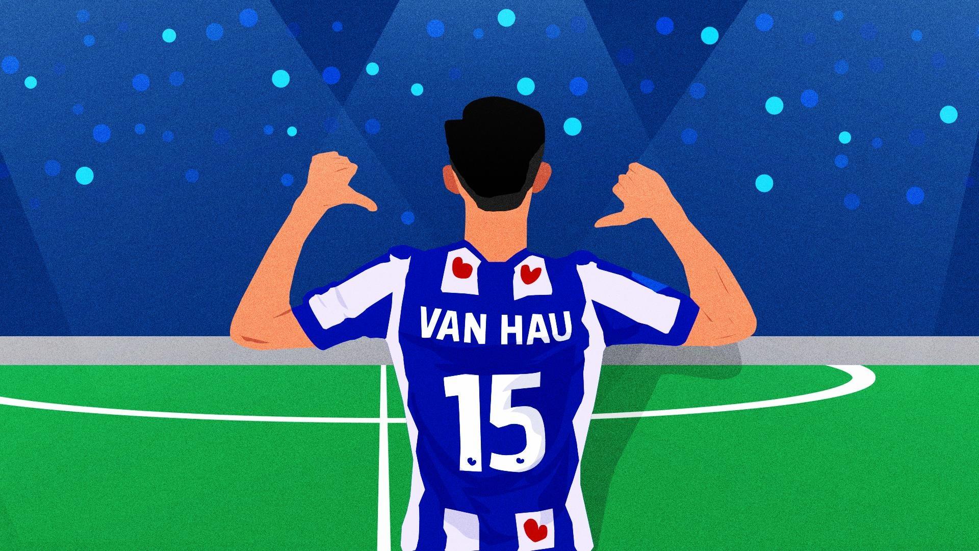 Van Hau sang Ha Lan cung nhung co may ma Cong Phuong khong co hinh anh 2