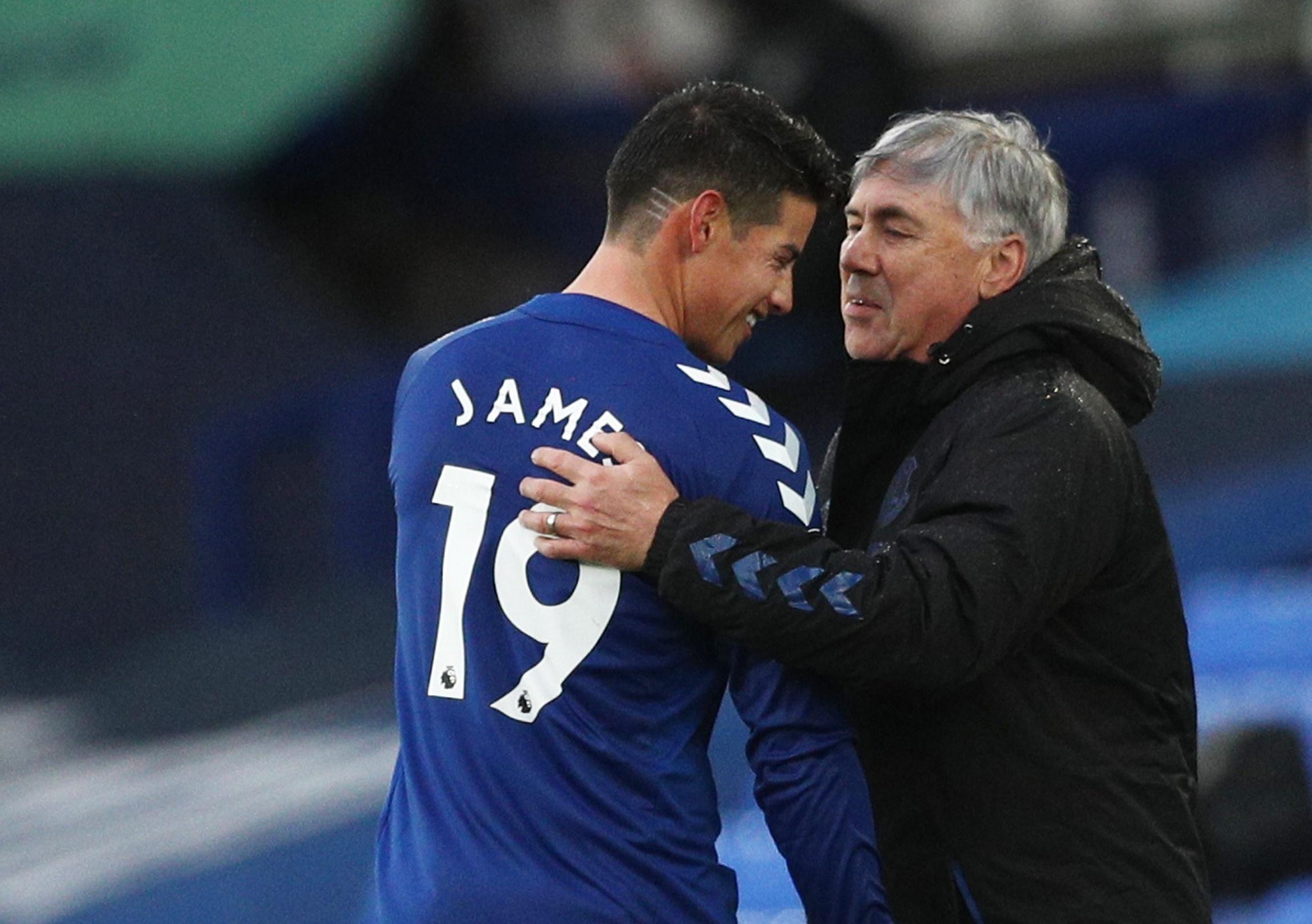 James Rodriguez Everton anh 2