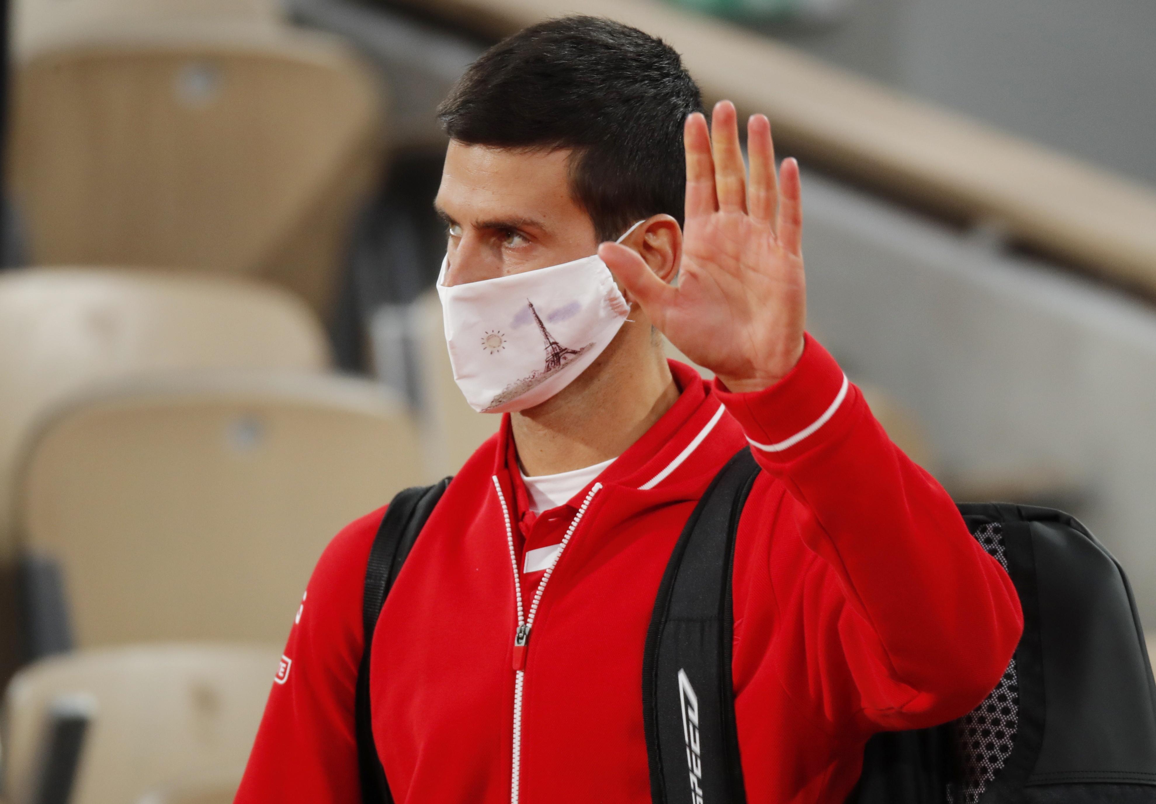 Djokovic vs Nadal anh 23