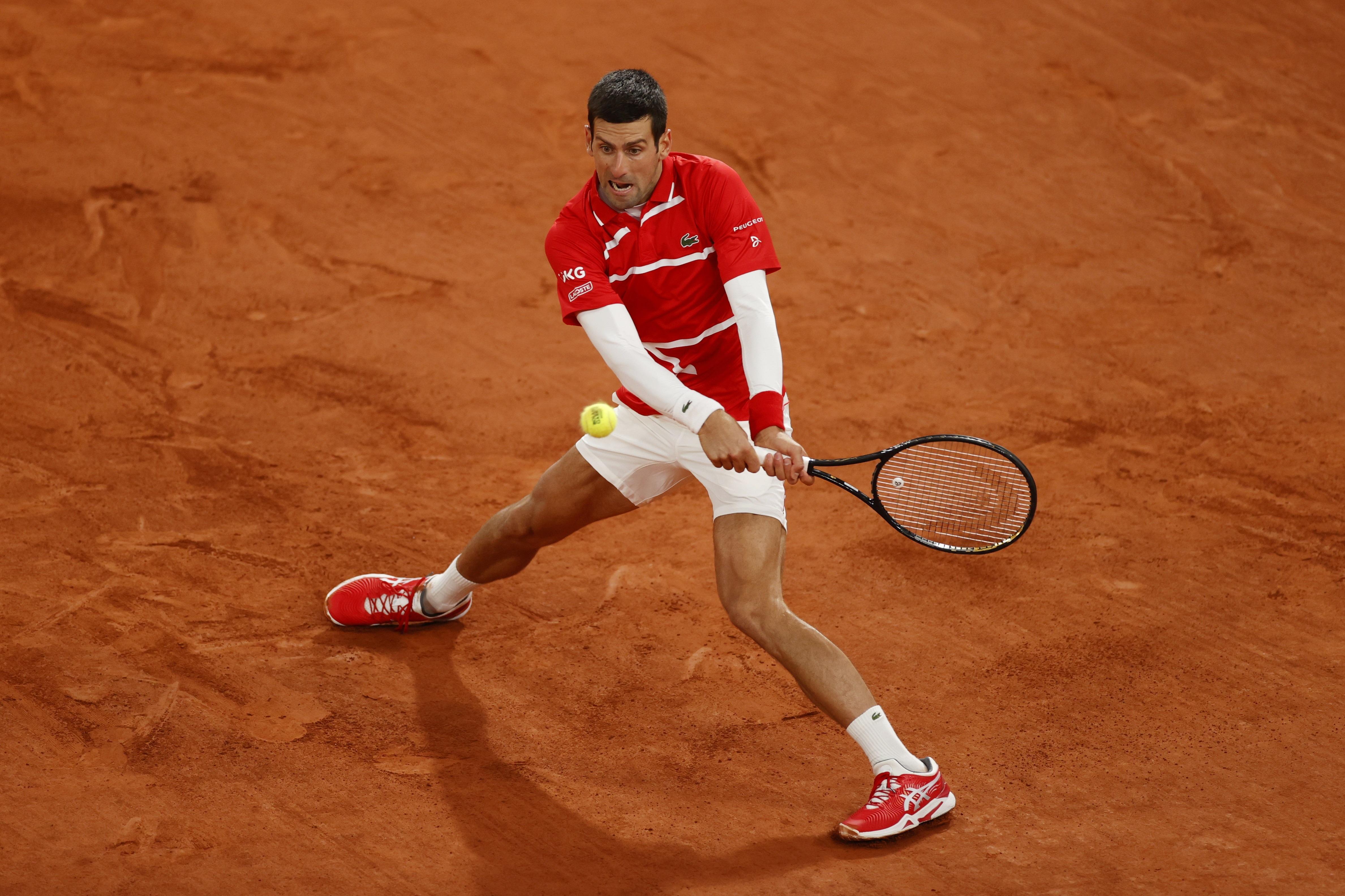 Djokovic vs Nadal anh 17