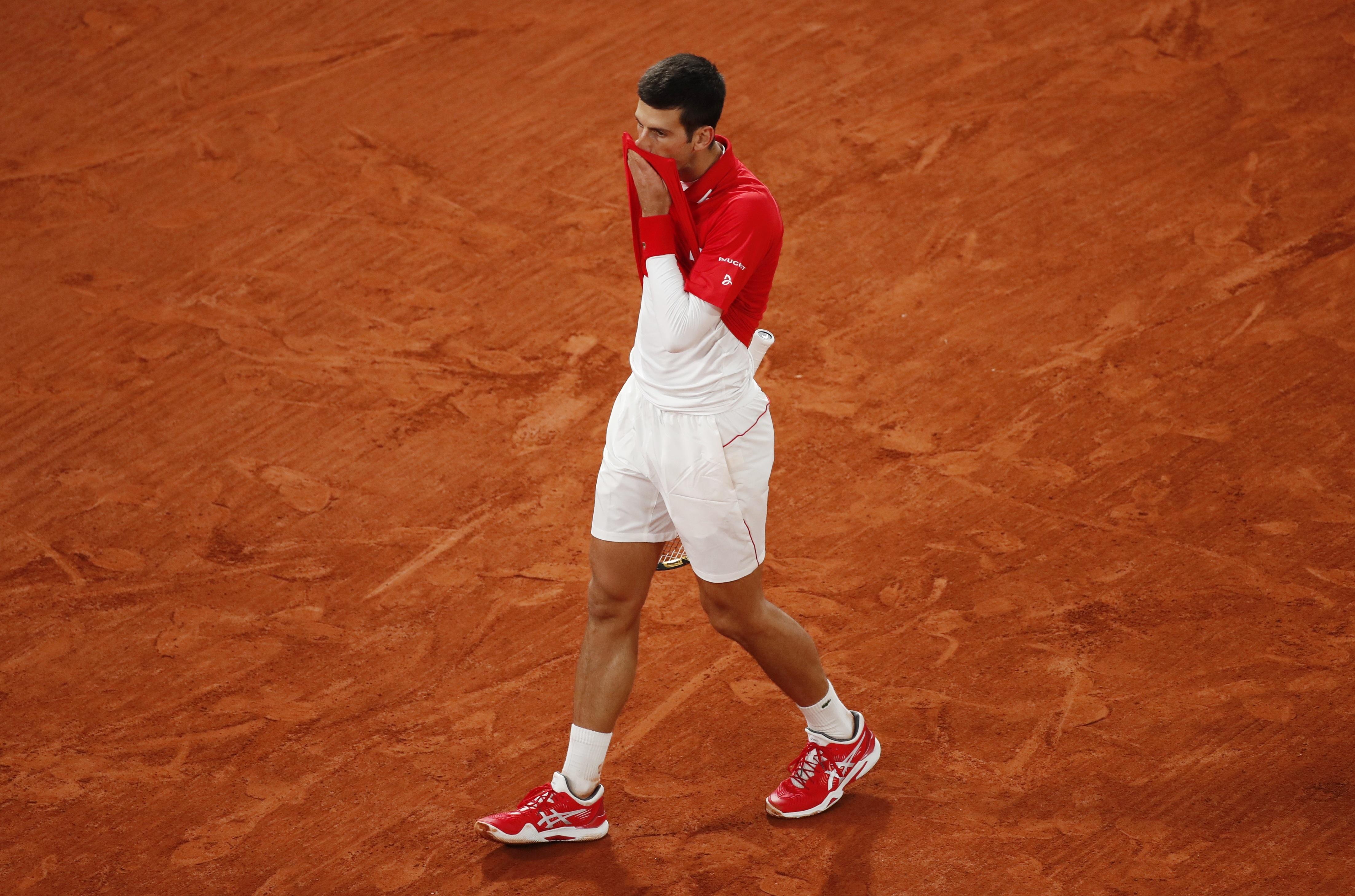 Djokovic vs Nadal anh 18