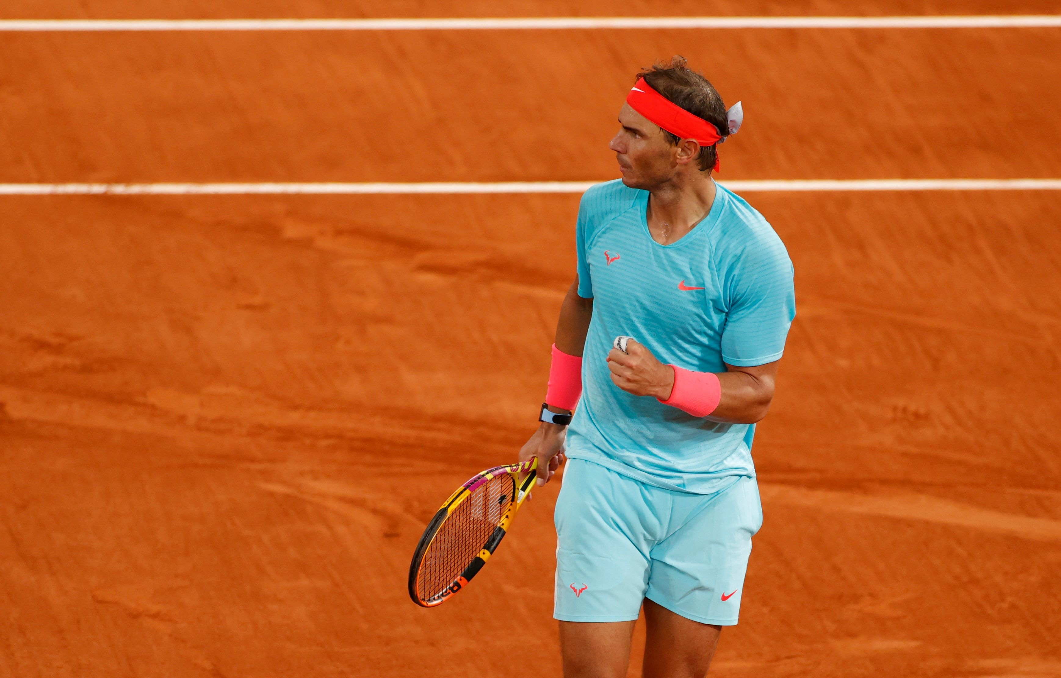 Djokovic vs Nadal anh 12