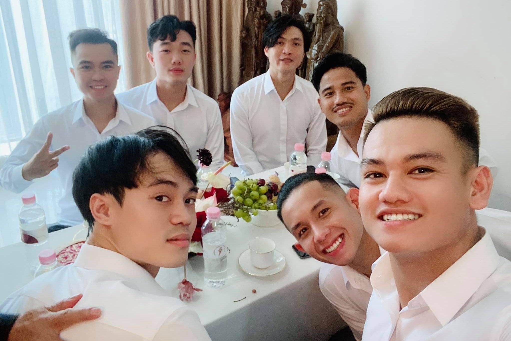 Dam cuoi Cong Phuong anh 11