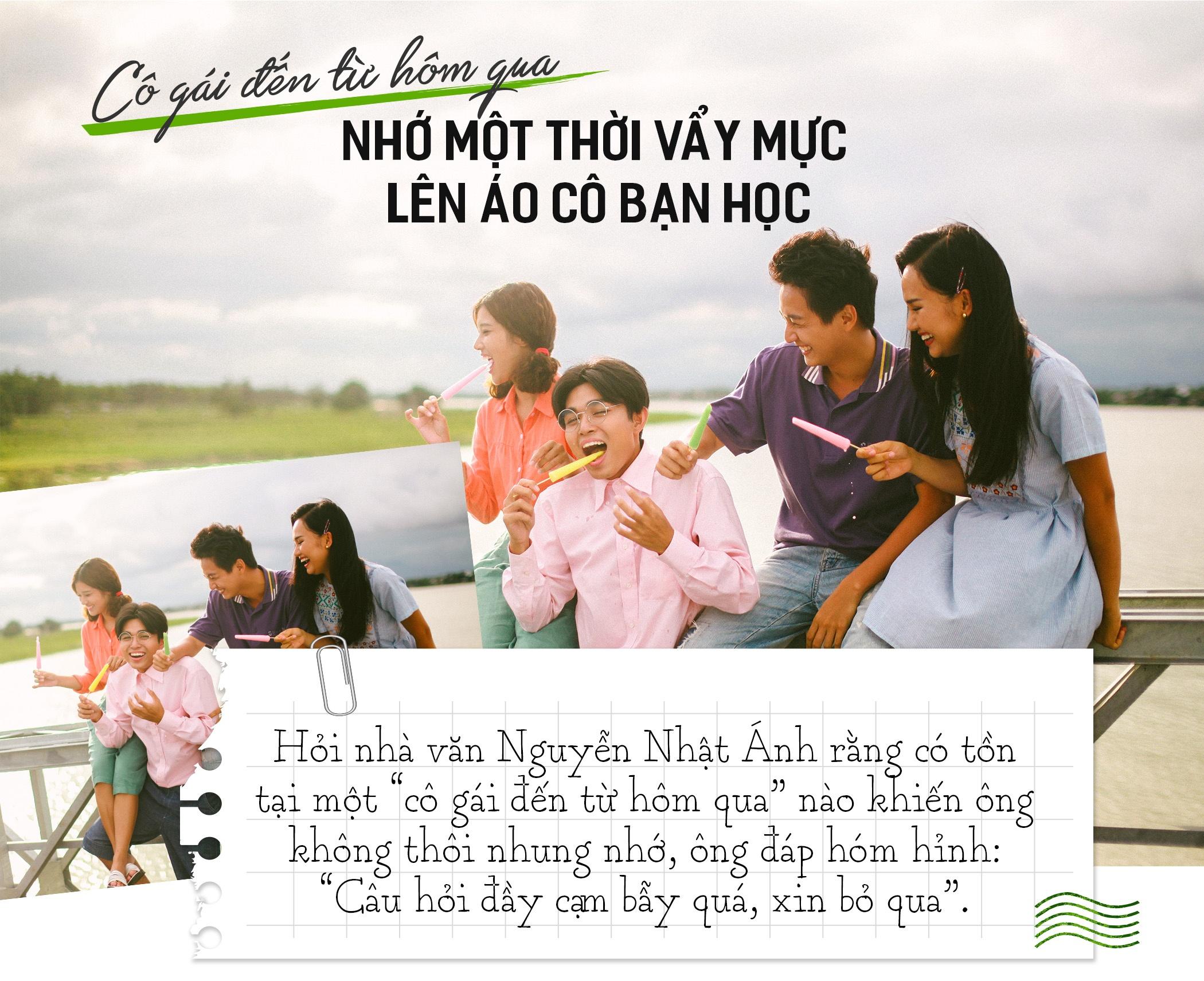 'Co gai den tu hom qua' - nho mot thoi vay muc len ao co ban hoc hinh anh 1
