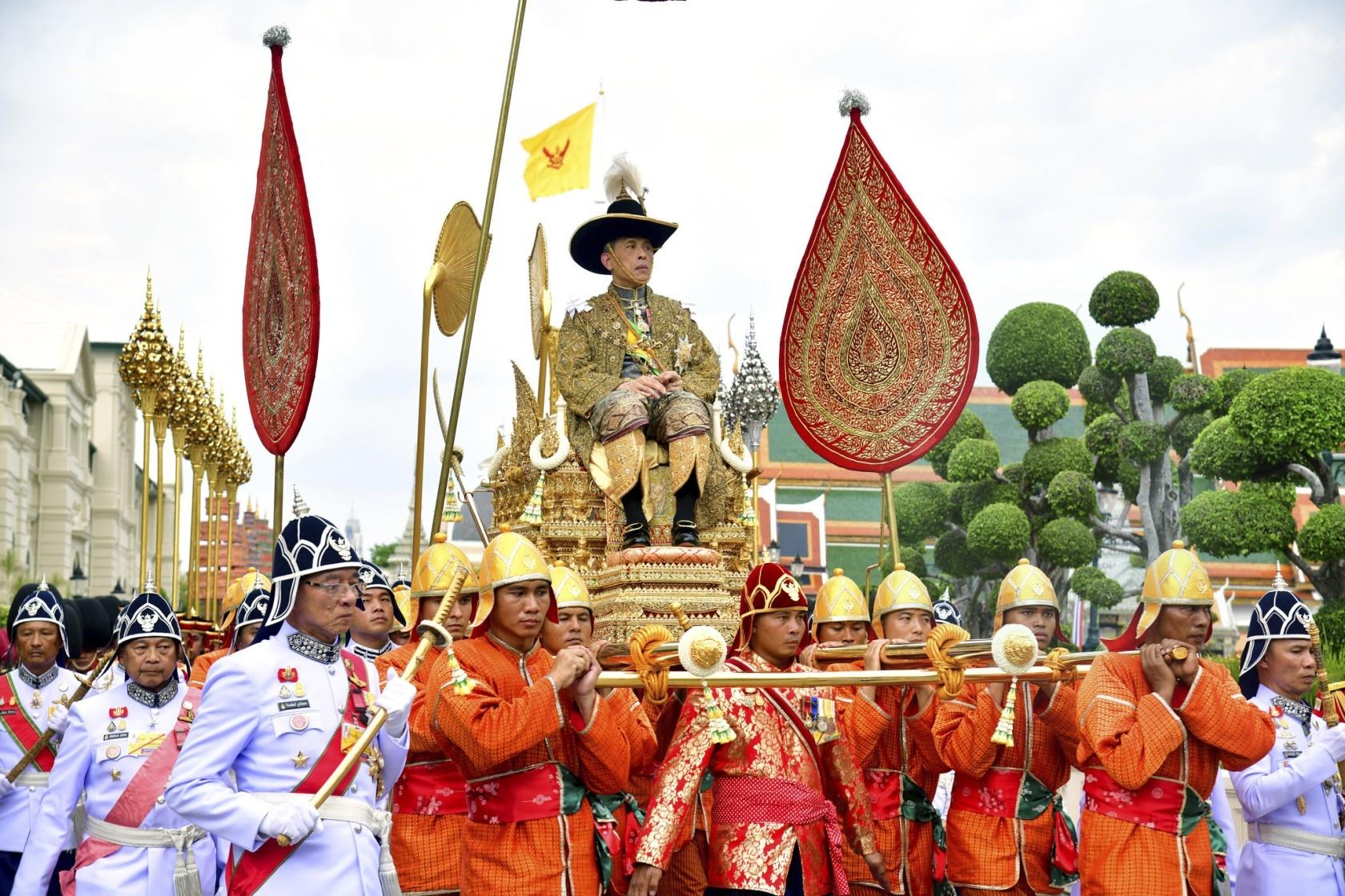 vua Thai Lan anh 6