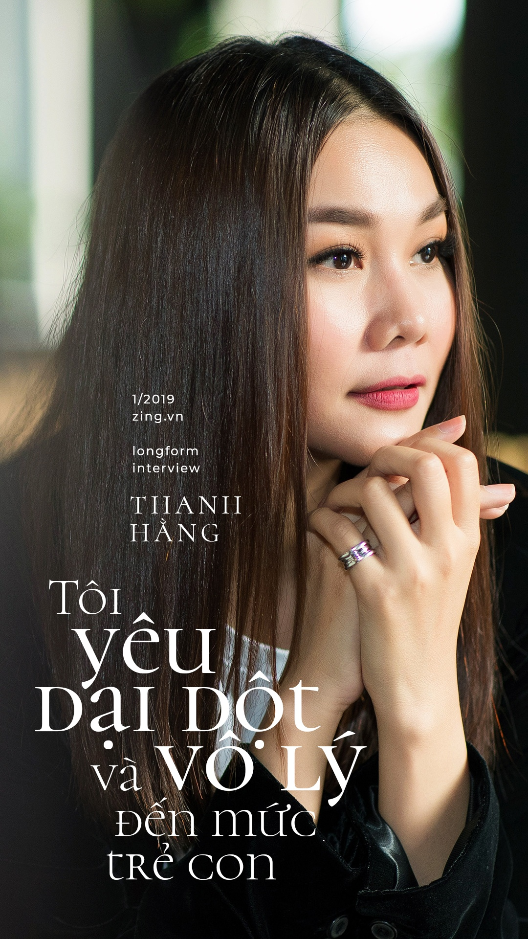 Huan luyen vien The Face 2018 Thanh Hang anh 1