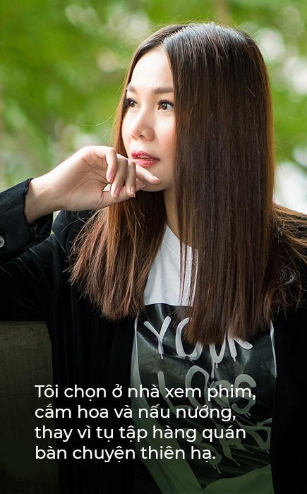 Thanh Hang: 'Toi tung tu choi ket hon vi chua dung nguoi, dung luc' hinh anh 4