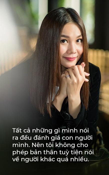Thanh Hang: 'Toi tung tu choi ket hon vi chua dung nguoi, dung luc' hinh anh 9