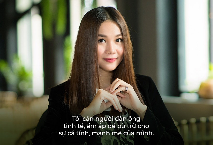 Huan luyen vien The Face 2018 Thanh Hang anh 11