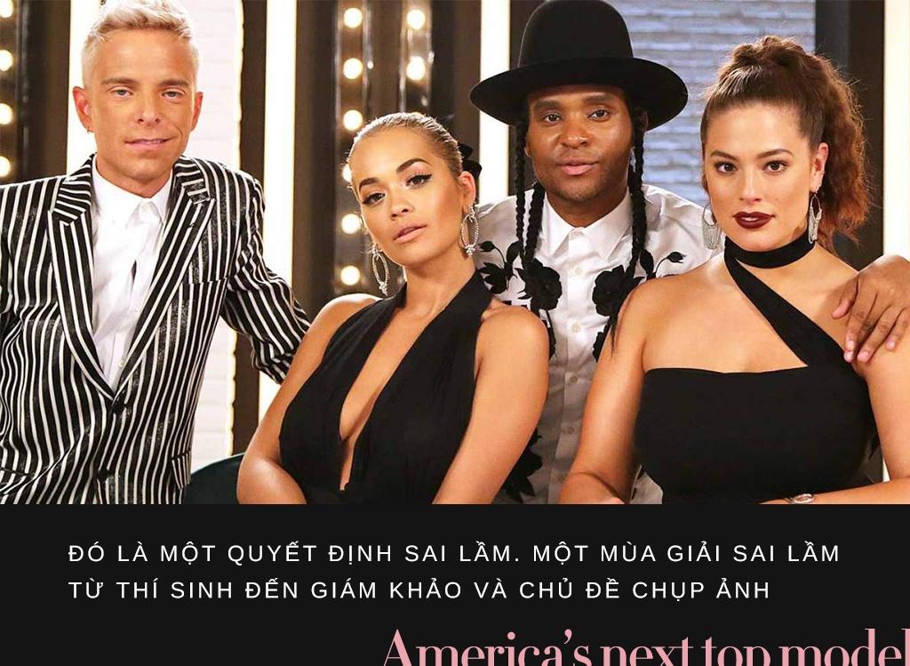 'Ngoc trai den' Tyra Banks va su sup do cua show nguoi mau dinh cao hinh anh 3 Quote_4.jpg