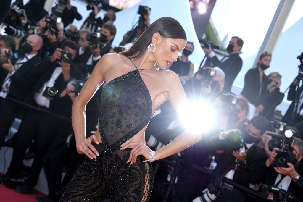 ban gai Kevin Trapp o Lien hoan phim Cannes anh 3