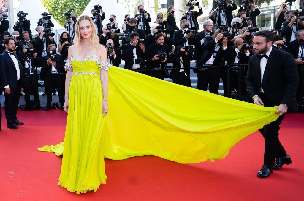 ban gai Kevin Trapp o Lien hoan phim Cannes anh 11