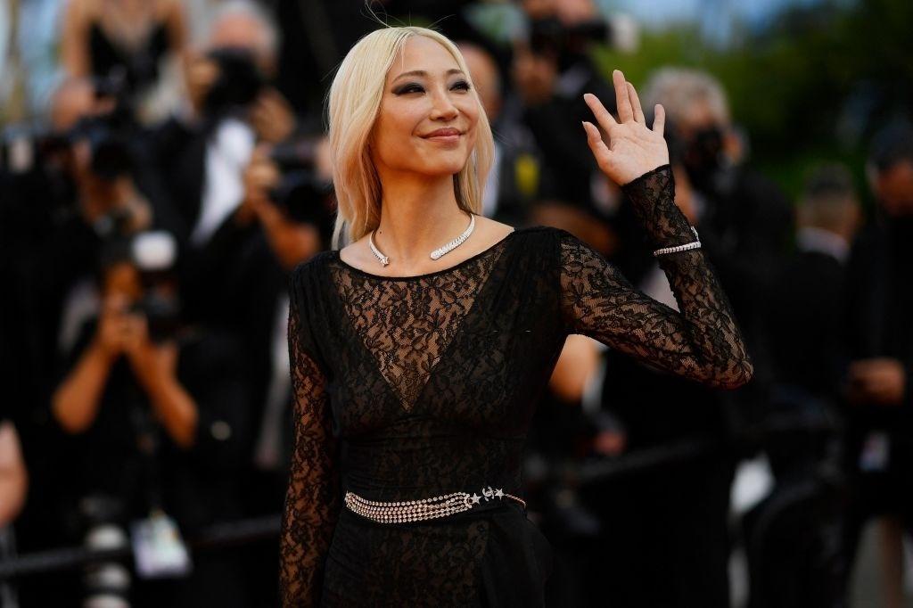 ban gai Kevin Trapp o Lien hoan phim Cannes anh 12