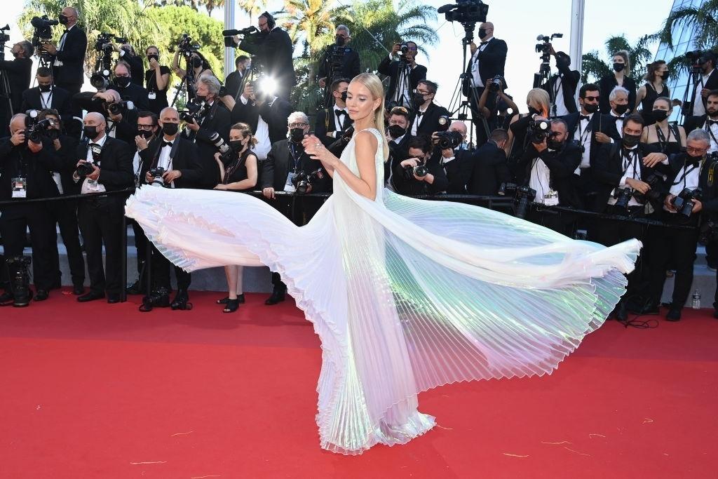 ban gai Kevin Trapp o Lien hoan phim Cannes anh 10