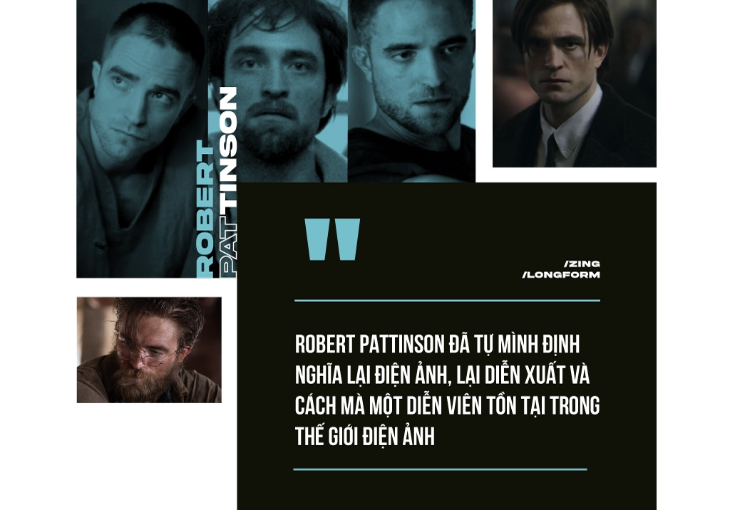 Robert Pattinson run so truoc vai dien moi anh 2