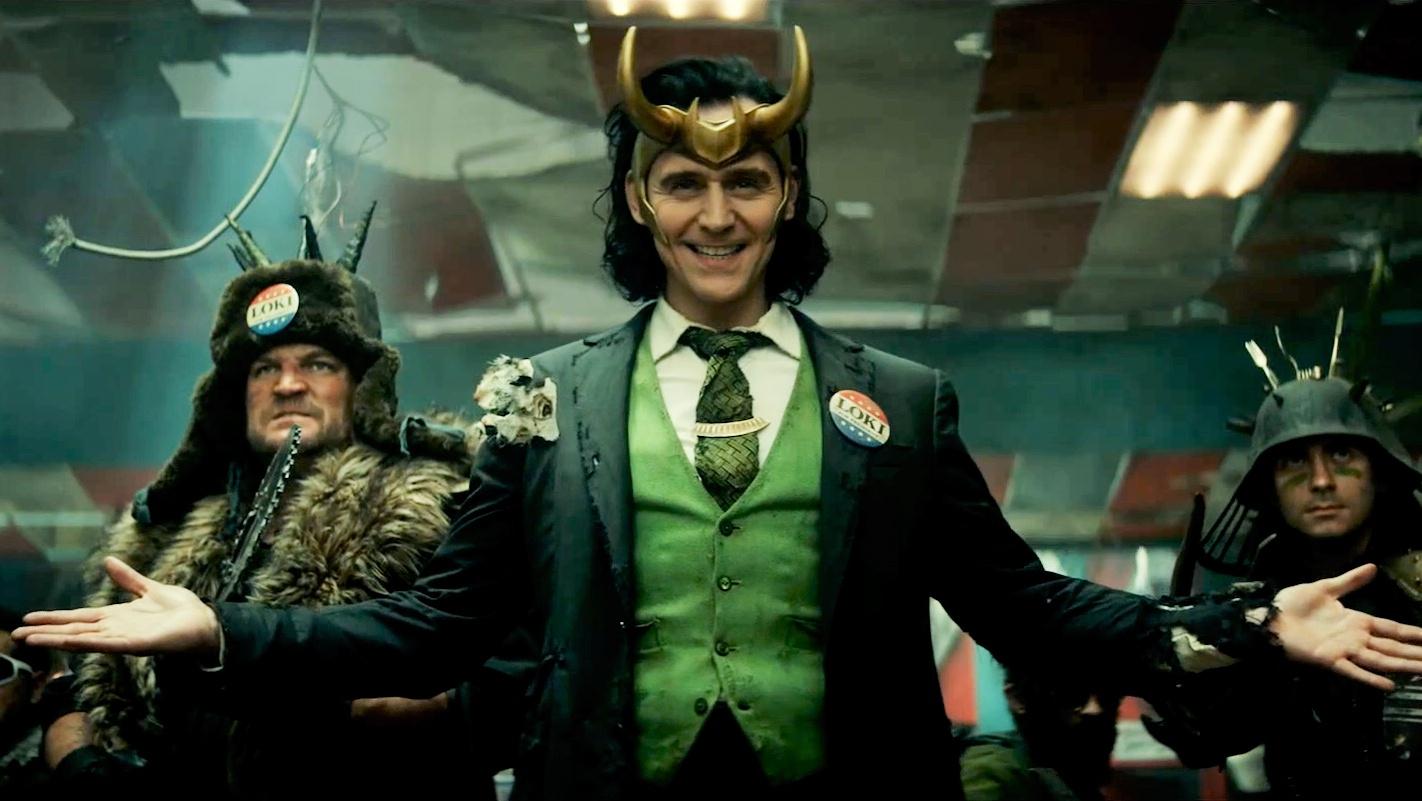 Trailer Loki anh 1