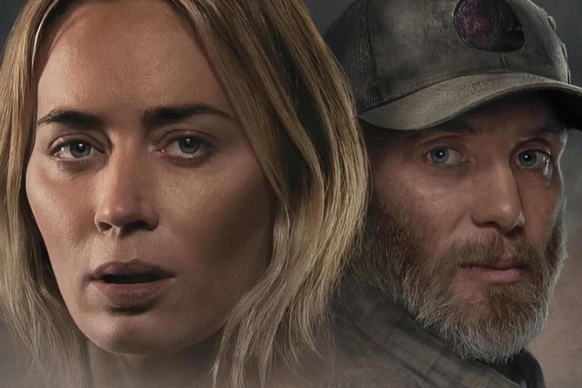 Trailer nghẹt thở của 'Vùng đất câm lặng II'