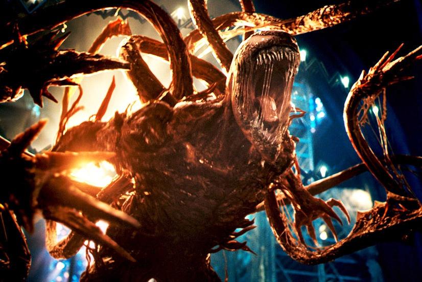 Trận chiến giữa loài cộng sinh trong 'Venom: Let There Be Carnage'