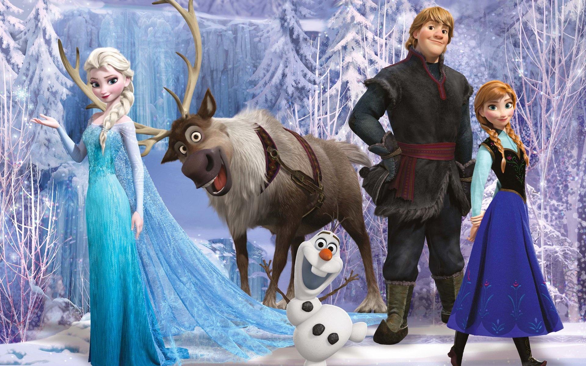 Frozen,  Nu hoang bang gia,  Elsa anh 1