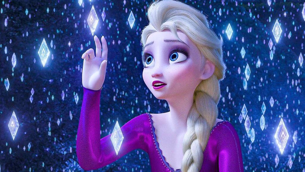 Frozen,  Nu hoang bang gia,  Elsa anh 8