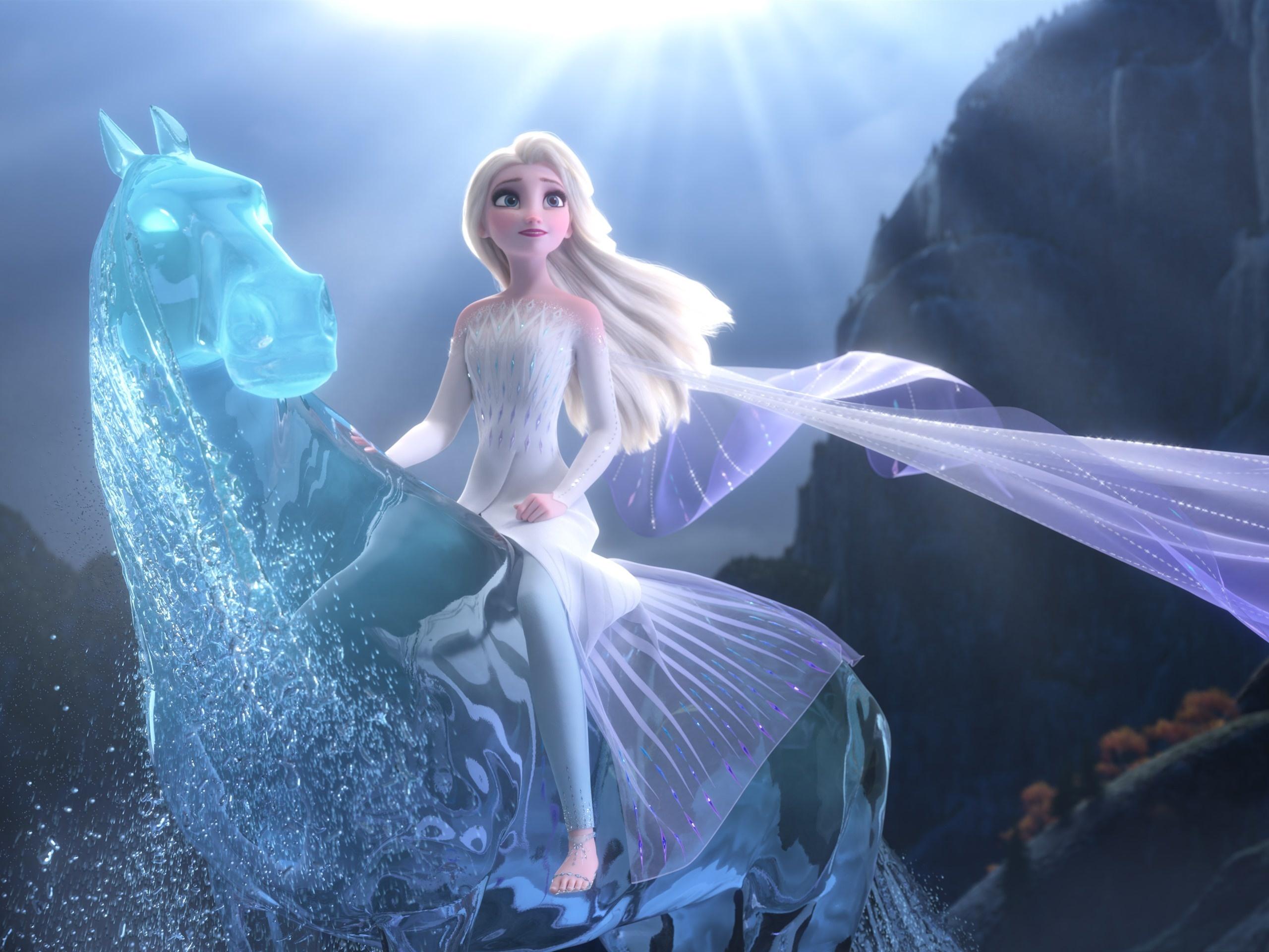 Frozen,  Nu hoang bang gia,  Elsa anh 7