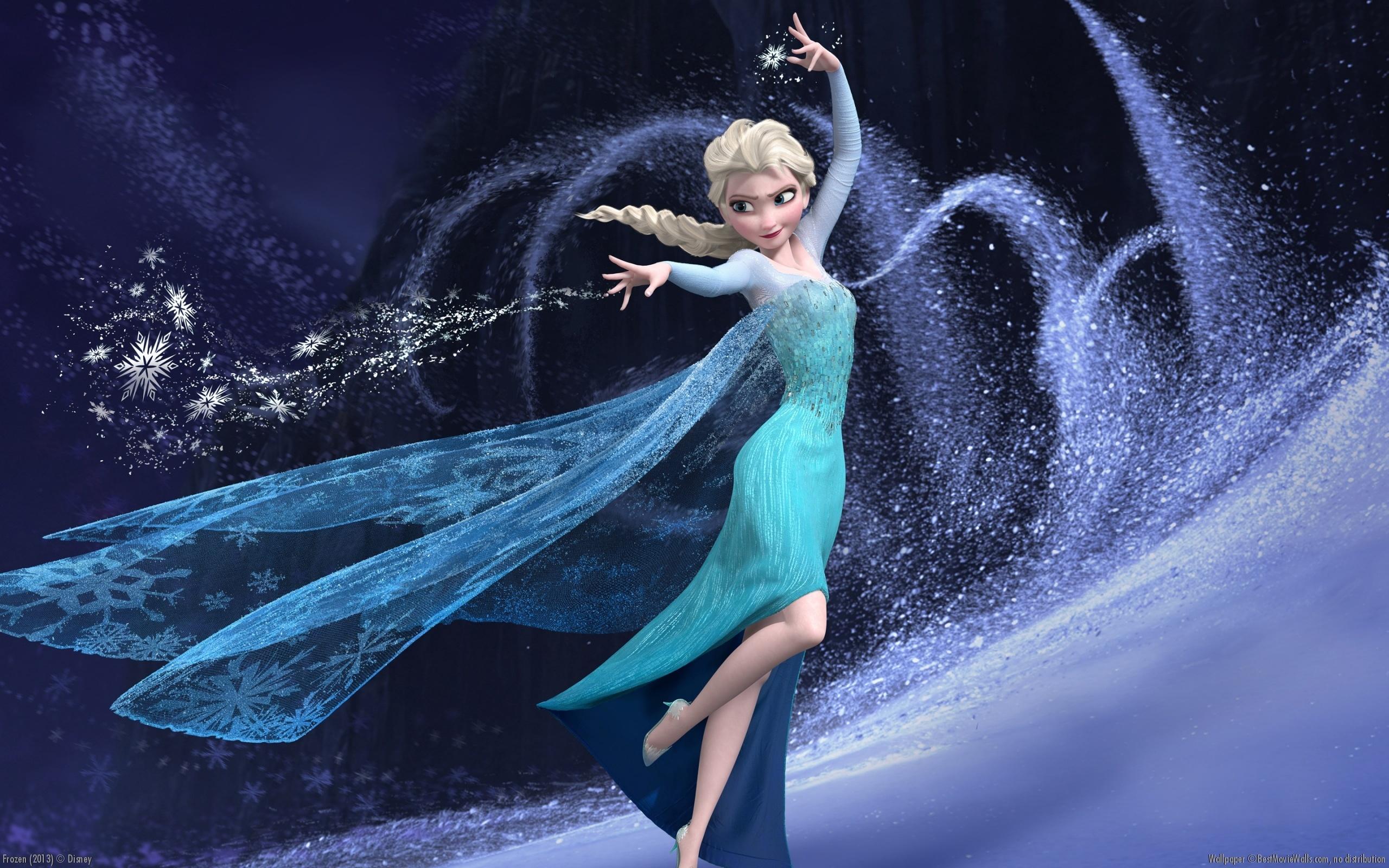 Frozen,  Nu hoang bang gia,  Elsa anh 2