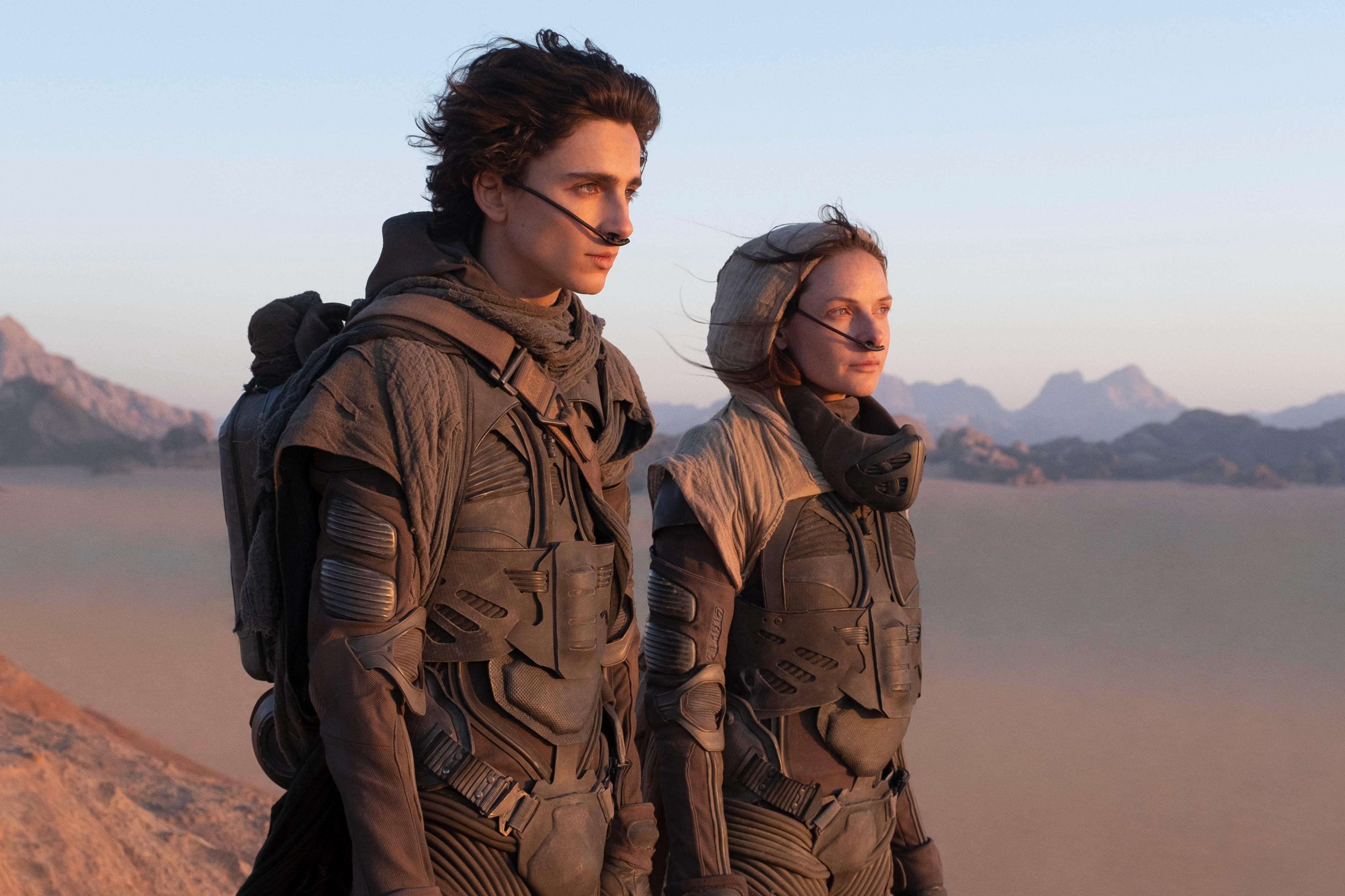 Dàn sao Hollywood xuất hiện trong 'Dune'