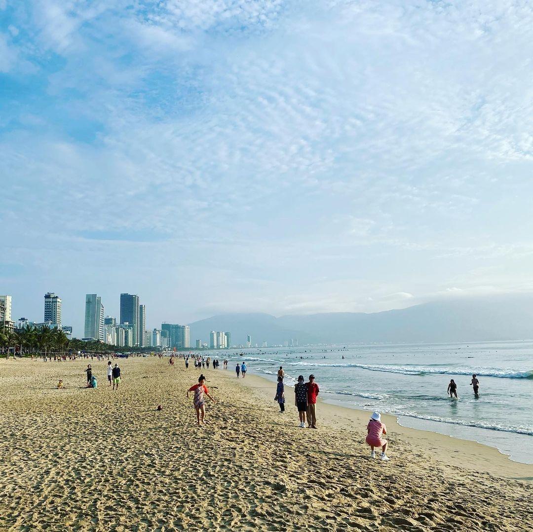Viet Nam anh 8  - 180895448_751527422090497_6797803562285853580_n - An Bàng, Mỹ Khê vào top 25 bãi biển đẹp nhất châu Á