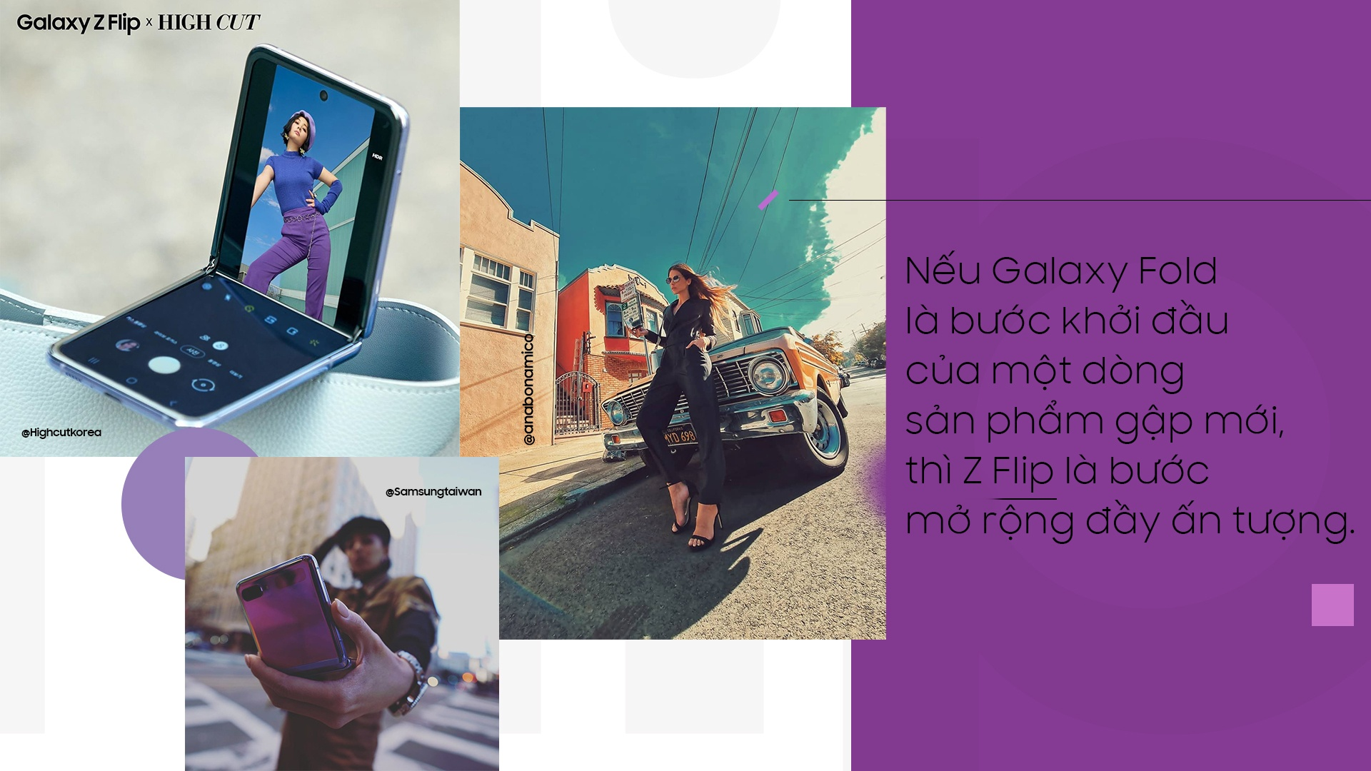 Galaxy Z Flip anh 1