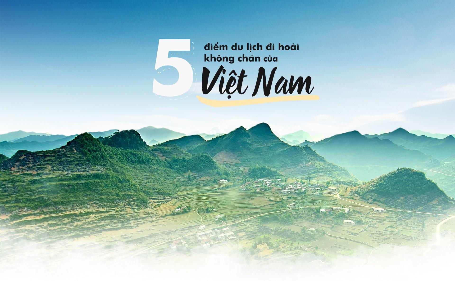 5 diem du lich di hoai khong chan cua Viet Nam anh 1