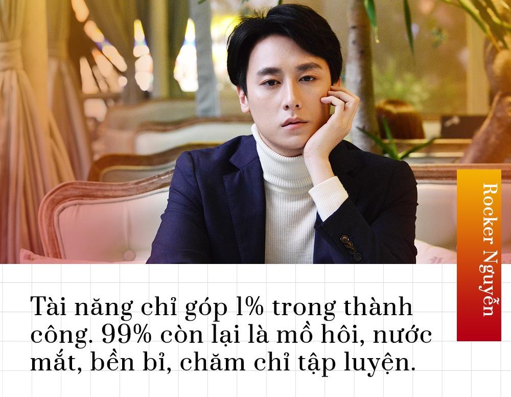 Rocker Nguyen: 'Nghe si dau duoc quyen lon tieng voi khan gia' hinh anh 4