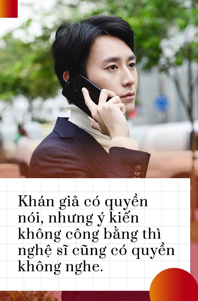 Rocker Nguyen: 'Nghe si dau duoc quyen lon tieng voi khan gia' hinh anh 6
