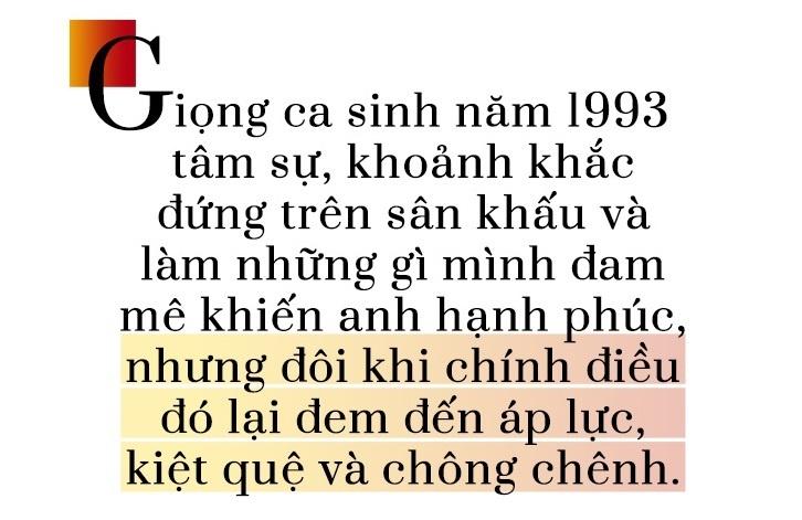 Rocker Nguyen: 'Nghe si dau duoc quyen lon tieng voi khan gia' hinh anh 1