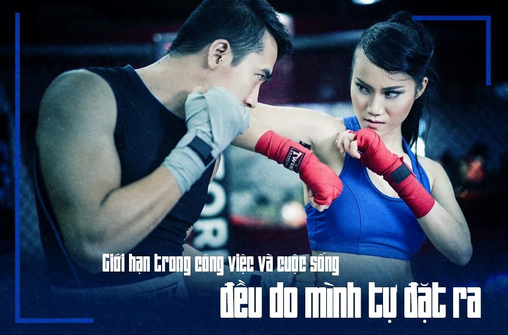 Nu cascadeur Kim Dung: Pha vo dinh kien phu nu khong nen theo nghe vo hinh anh 9