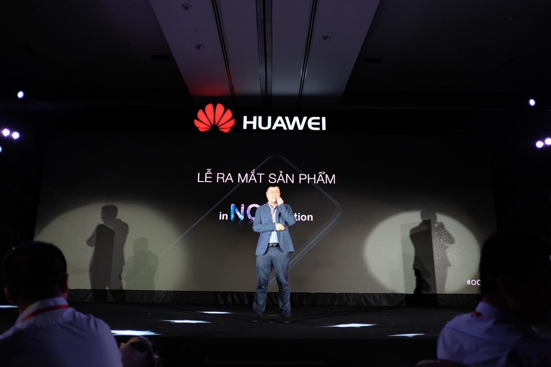 Huawei ra mat smartphona Nova 2i anh 2