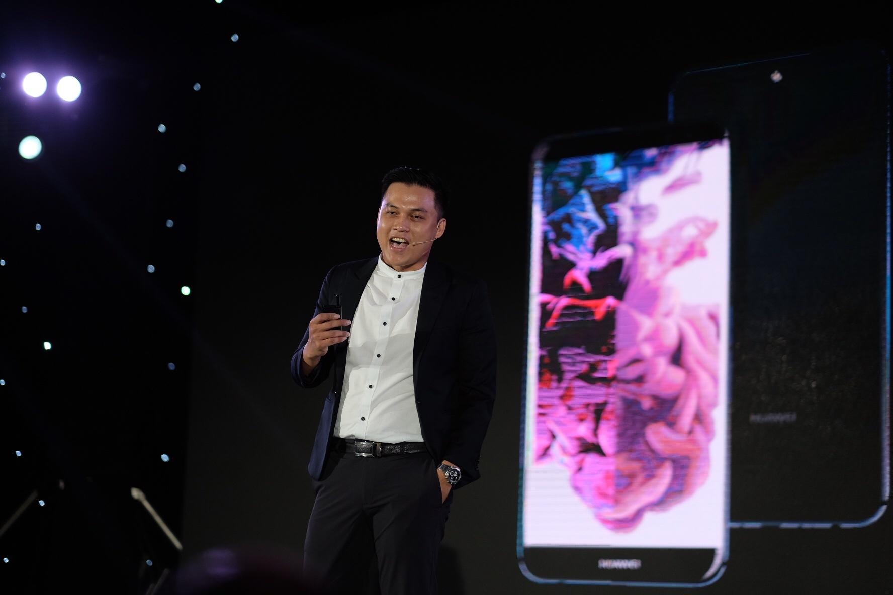 Huawei ra mat smartphona Nova 2i anh 5