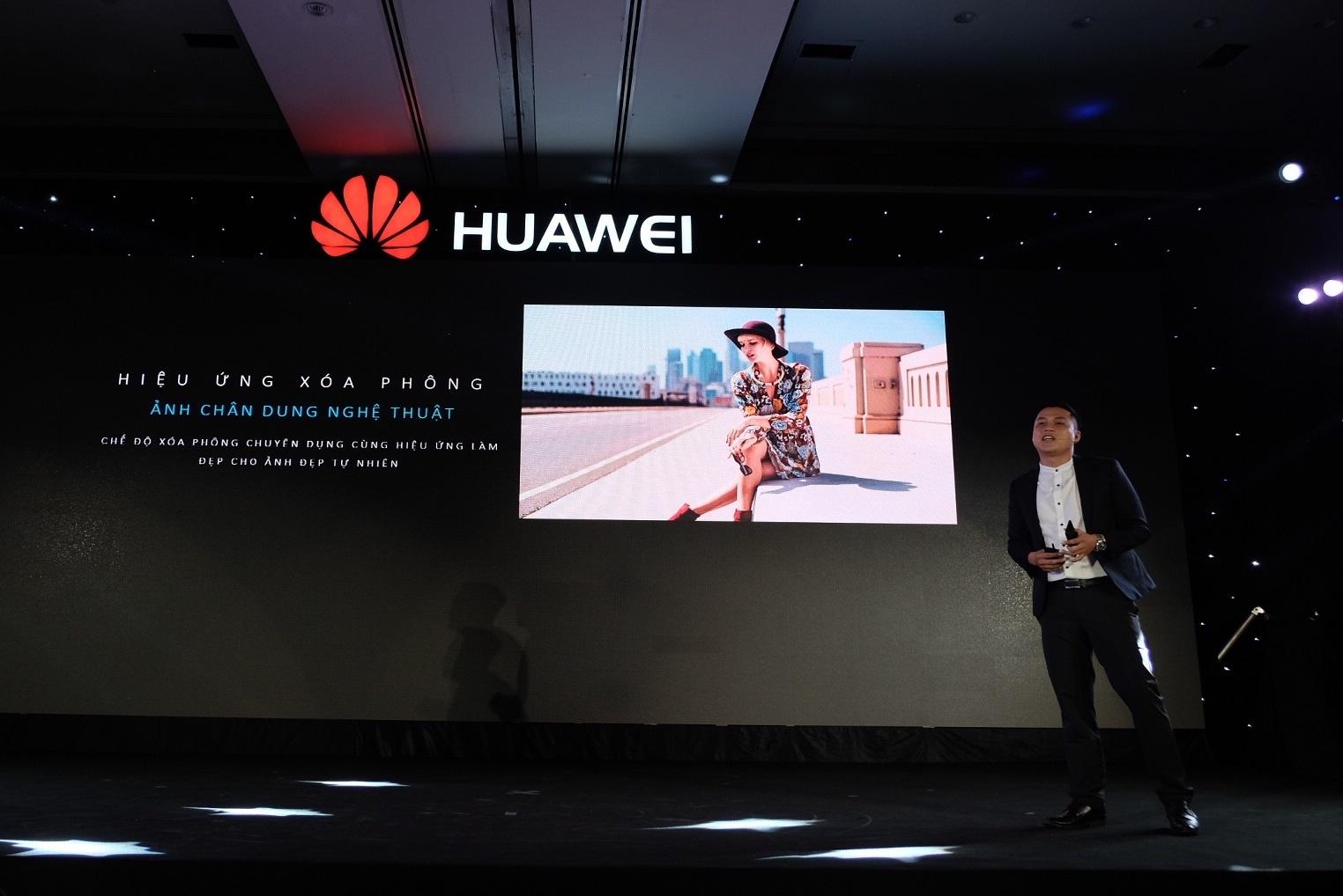 Huawei ra mat smartphona Nova 2i anh 7