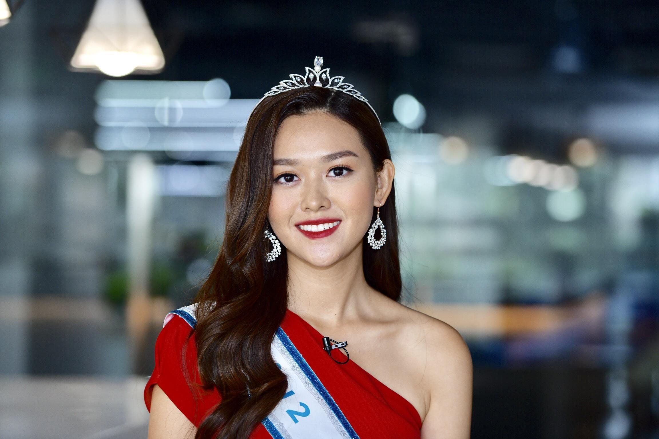 Hoa hau The gioi Viet Nam 2019 anh 5