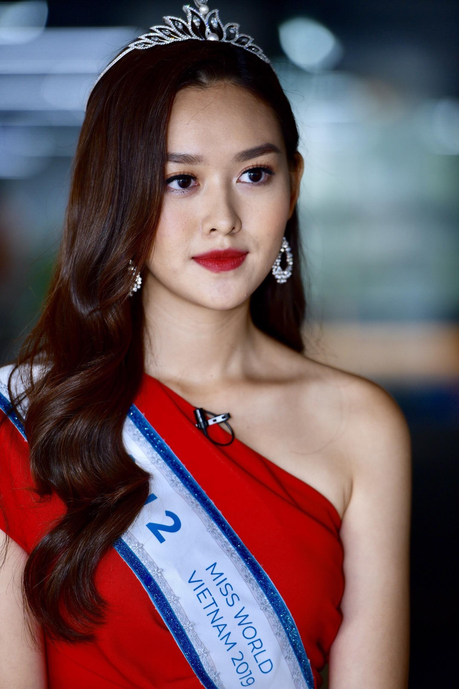 Hoa hau The gioi Viet Nam 2019 anh 14