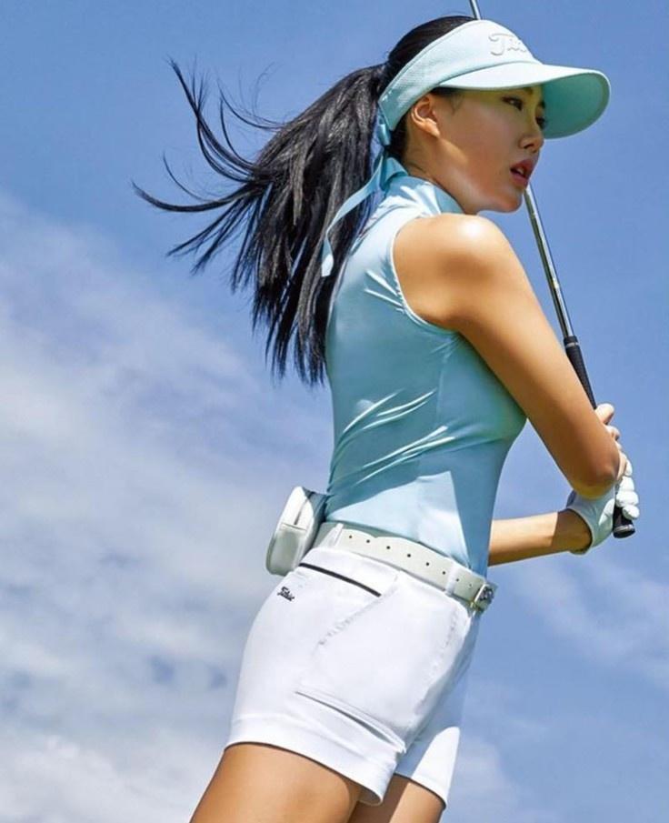 golf thu xinh dep anh 2