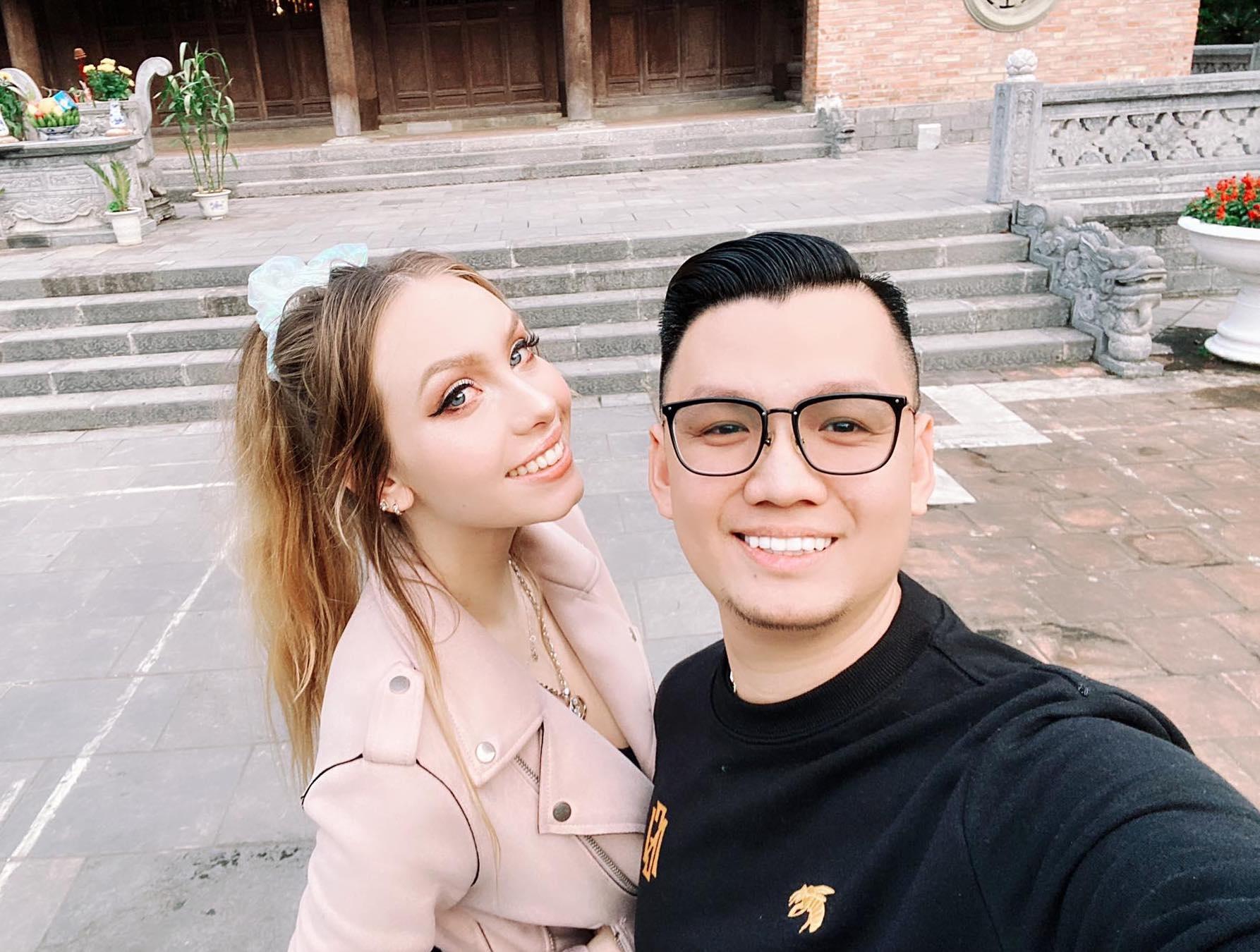 chuyen tinh Viet Phap anh 1