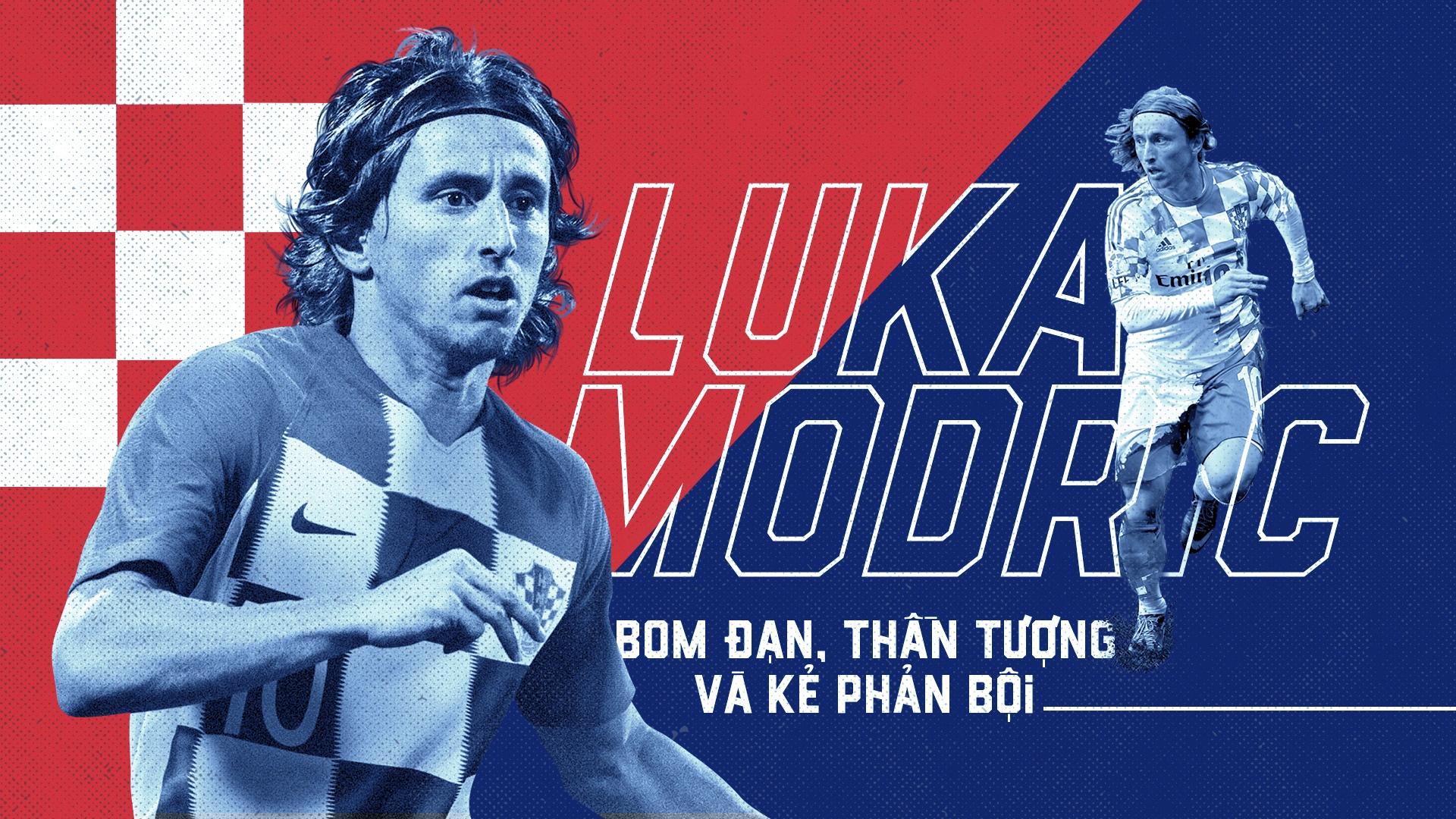 Luka Modric - ke phan boi va tam ve chung ket World Cup hinh anh 2