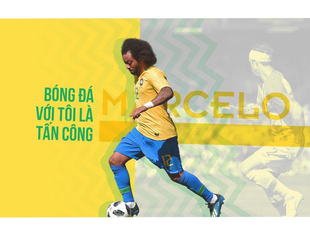 Marcelo – Vu khuc Samba chinh phuc World Cup anh 6