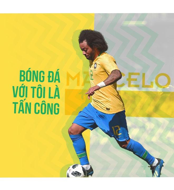 Marcelo – Vu khuc Samba chinh phuc World Cup anh 5