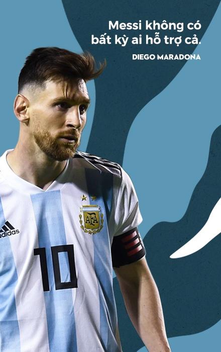 Lionel Messi: Thien tai may, anh cung la con nguoi, va phai chien dau hinh anh 4