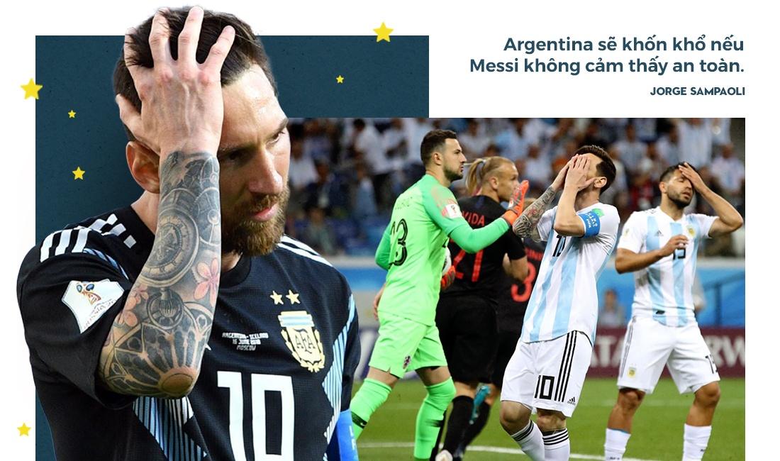 Lionel Messi: Thien tai may, anh cung la con nguoi, va phai chien dau hinh anh 6