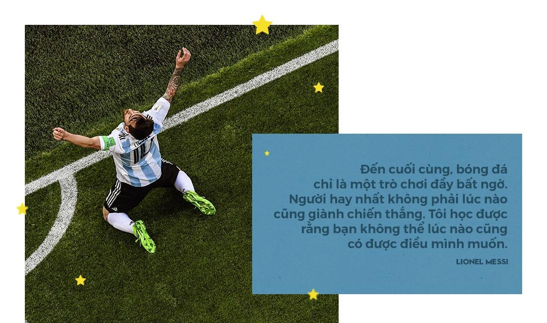 Lionel Messi: Thien tai may, anh cung la con nguoi, va phai chien dau hinh anh 10