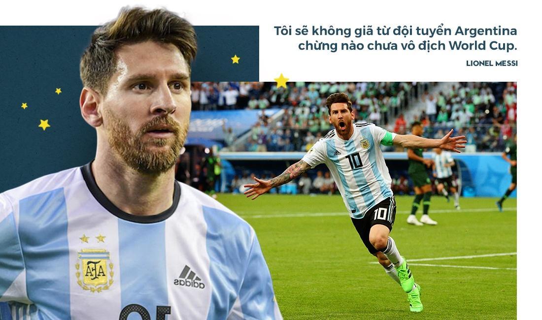 Lionel Messi: Thien tai may, anh cung la con nguoi, va phai chien dau hinh anh 13